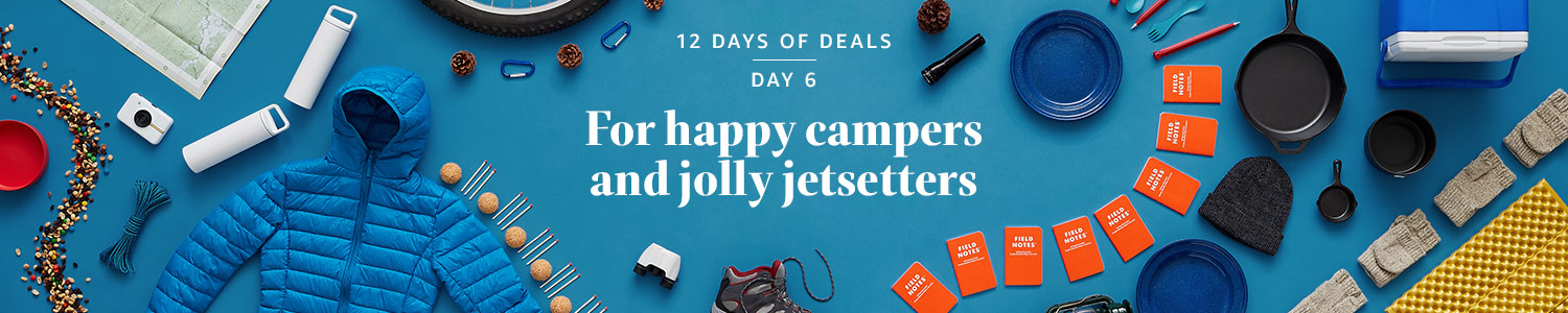 Day 6: 12 Days of Deals