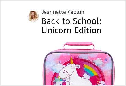 Back to School: Unicorn Edition