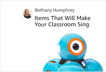 Items That Will Make Your Classroom Sing