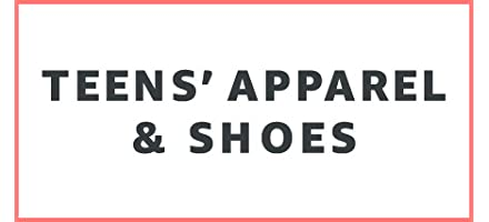 Teen Clothes and Shoes