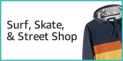 Surf and Skate Clothes