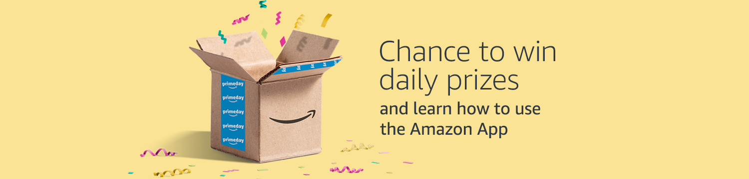Prime Day Giveaway
