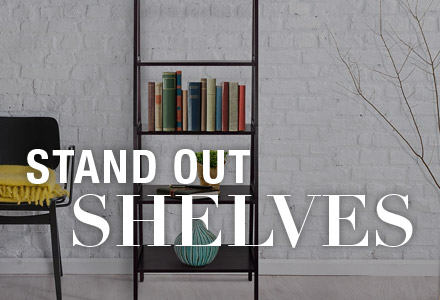 Stand Out Shelves