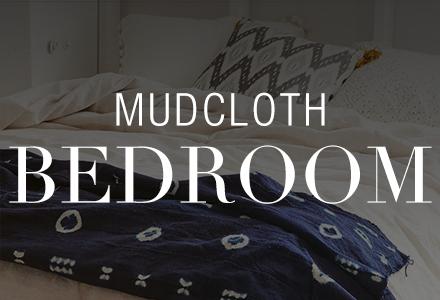 Mudcloth Bedroom