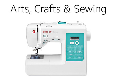 Arts, Crafts & Sewing