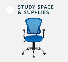 Study Space & Supplies