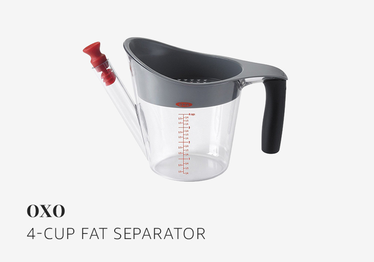 OXO 4-Cup Fat Separator