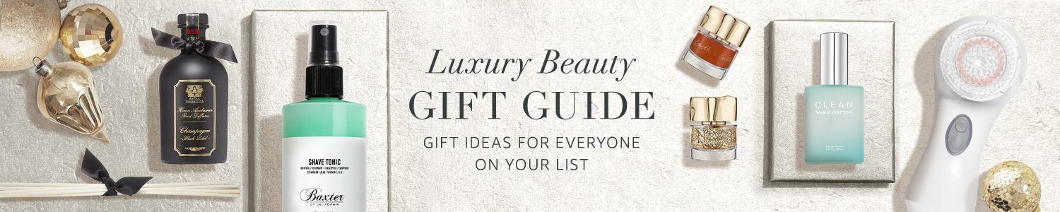 Luxury Beauty Holiday Gift Guide