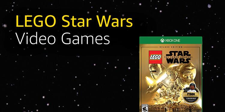 lego star wars video games