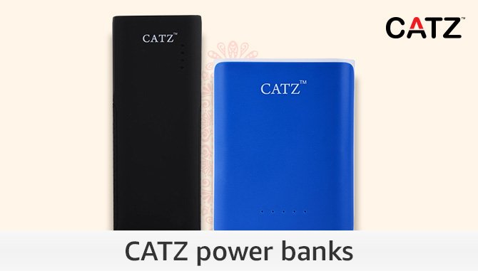 Power Banks from