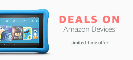 Deals on Amazon Devices