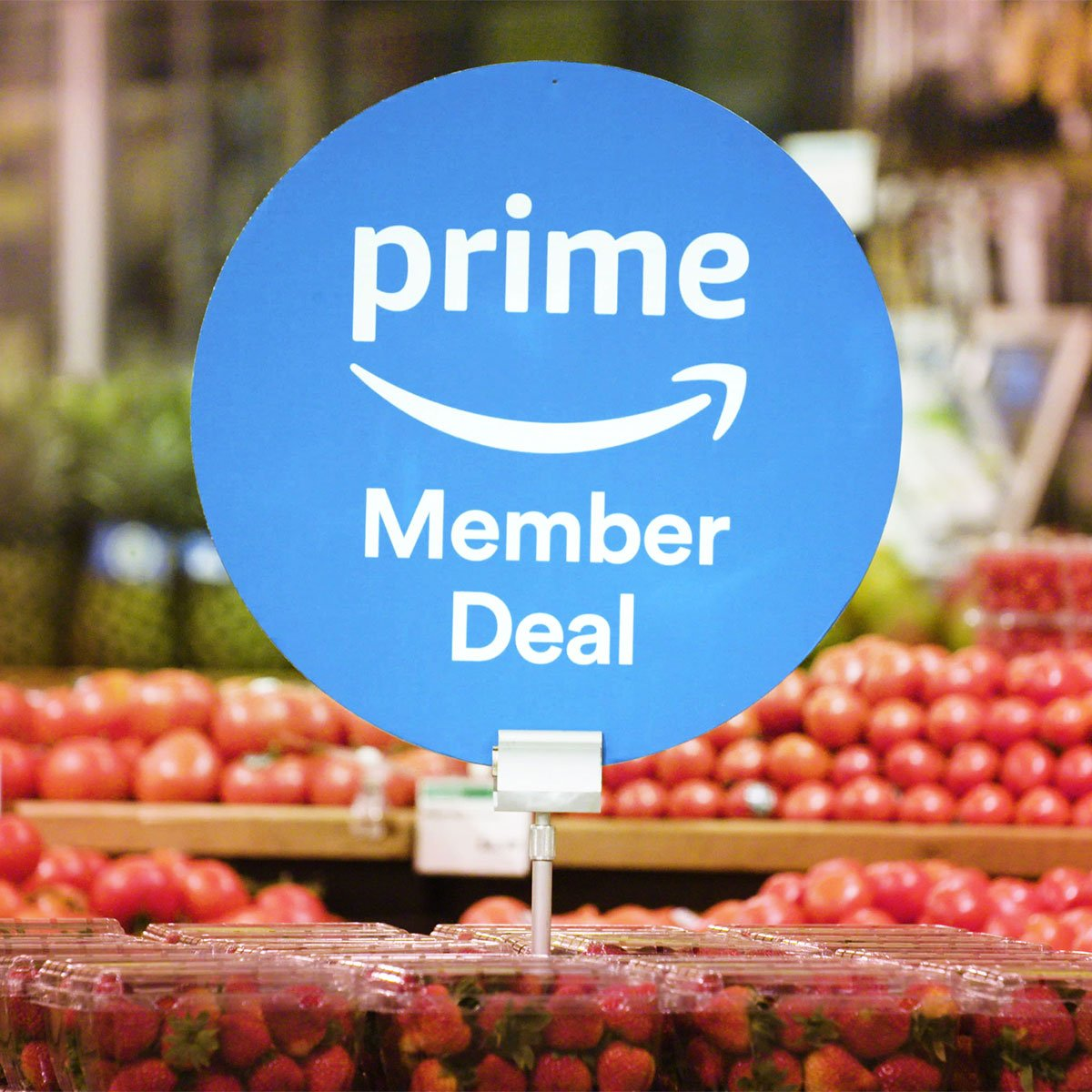 New Benefit For Prime Members At Whole Foods Market