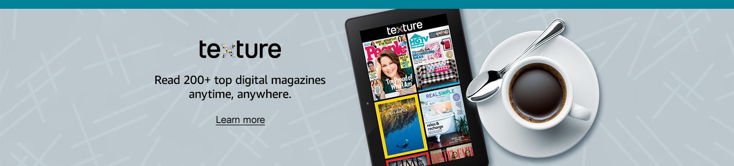 Texture: Read 200+ top digital magazines anytime, anywhere.