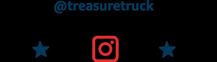 Treasure Truck Instagram @TreasureTruck