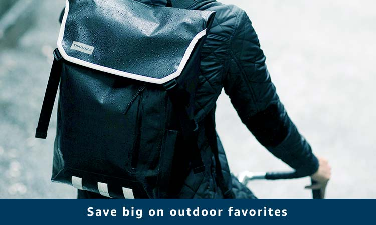Save big on outdoor favorites