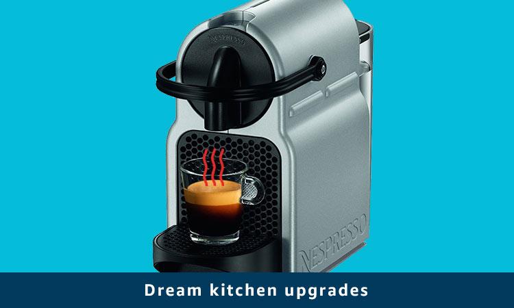 Dream kitchen upgrades
