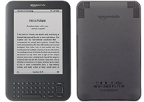Kindle Keyboard Grey