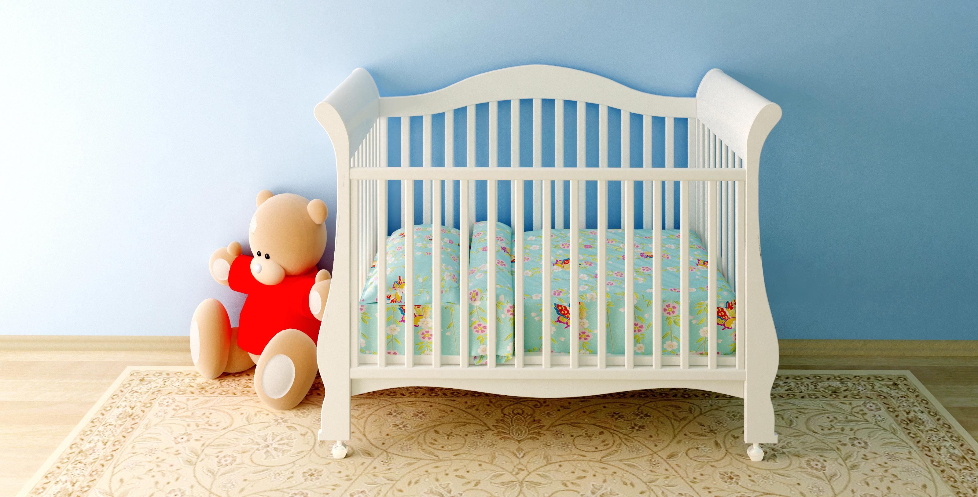 Baby cribs amazon - Cute Baby Crib