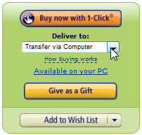 transfer via computer