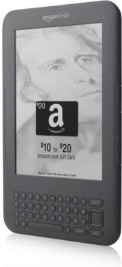 example kindle offer