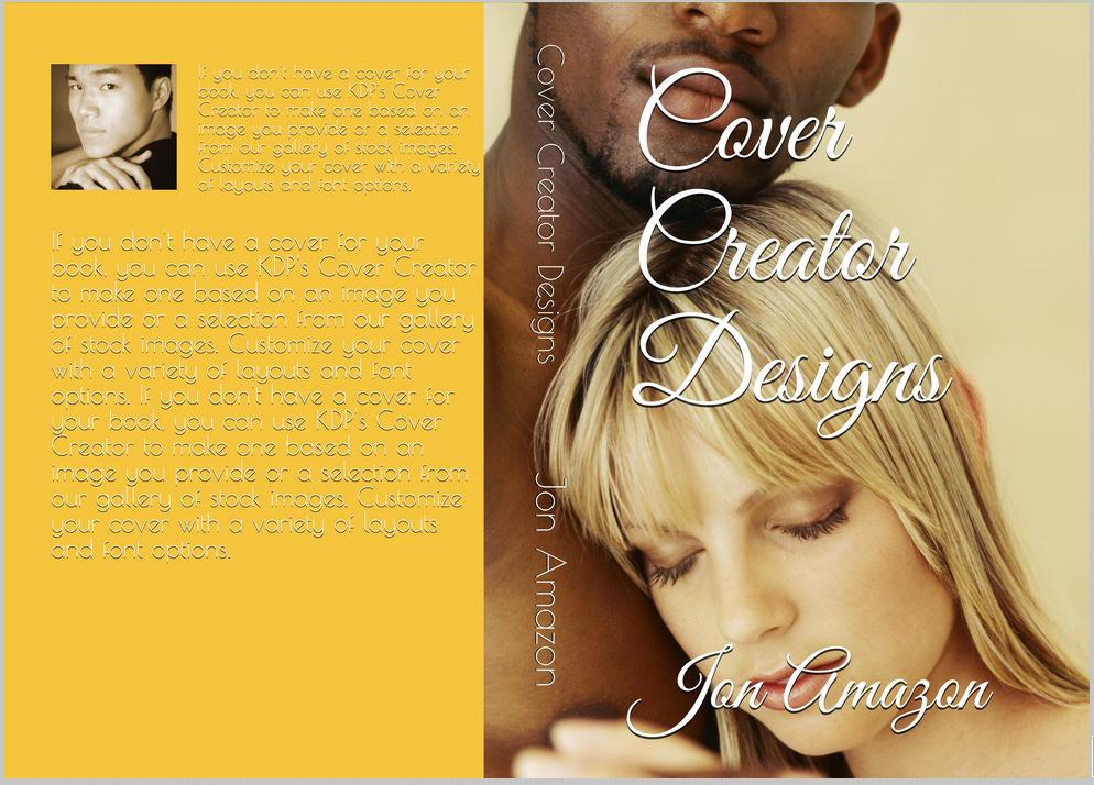 Cover Creator | Amazon Kindle Direct Publishing