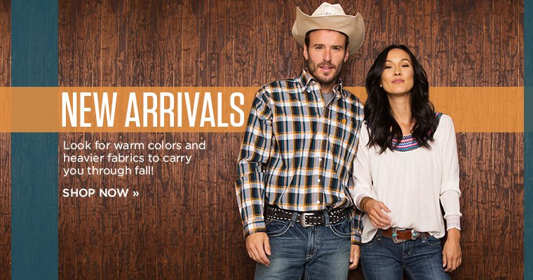 Hero-1-western-2016-9-21 New western arrivals to carry you through fall