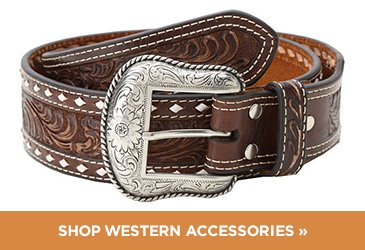 Category Promo - Western Accessories