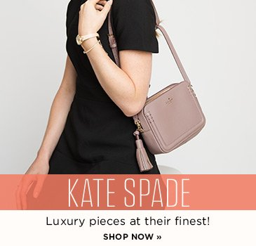 CP-1-katespade-2016-10-3. Kate Spade. Luxury pieces at their finest. Shop now.