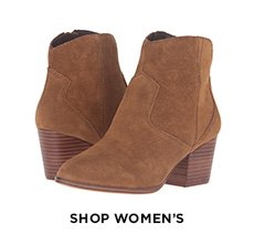 cp-2-women-2016-9-16 Shop Womens. Image of brown booties