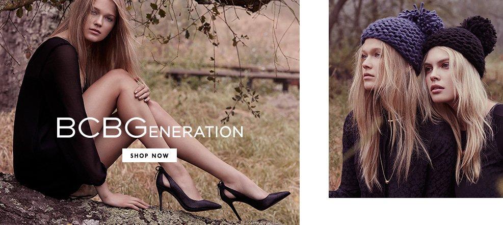 bcbgeneration. Shop Now.