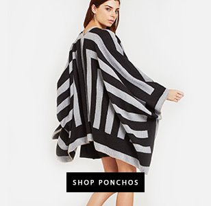 bcbgeneration. shop ponchos.