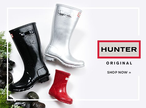 Hunter Original. Shop Now.