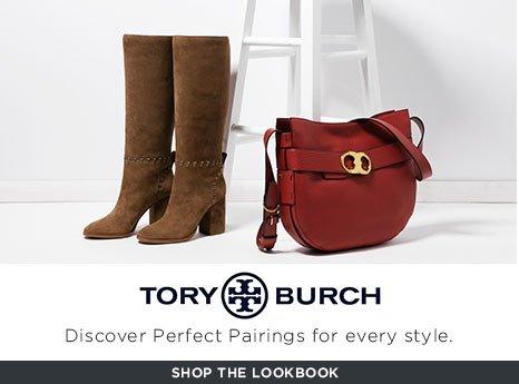 Tory Burch Lookbook