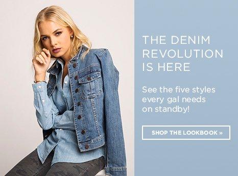 Denim Guide. Shop Now.