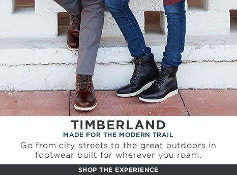 Timberland Lookbook