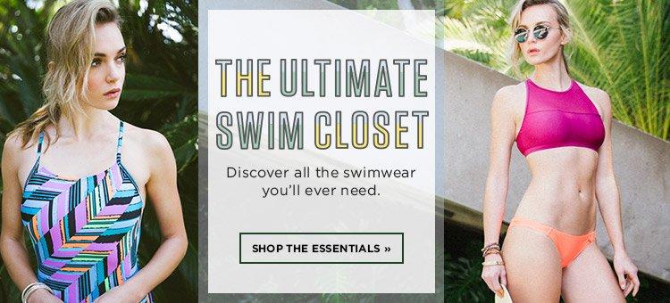 Hero- Swim Essentials