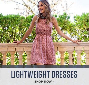 Sp- Lightweight Dresses