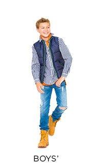 Shop All Boys Clothing