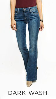 PerfectFit - Women's Dark Wash