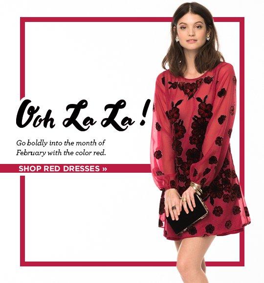 Hero 1 - Red Dresses