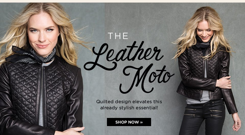 The Leather Moto