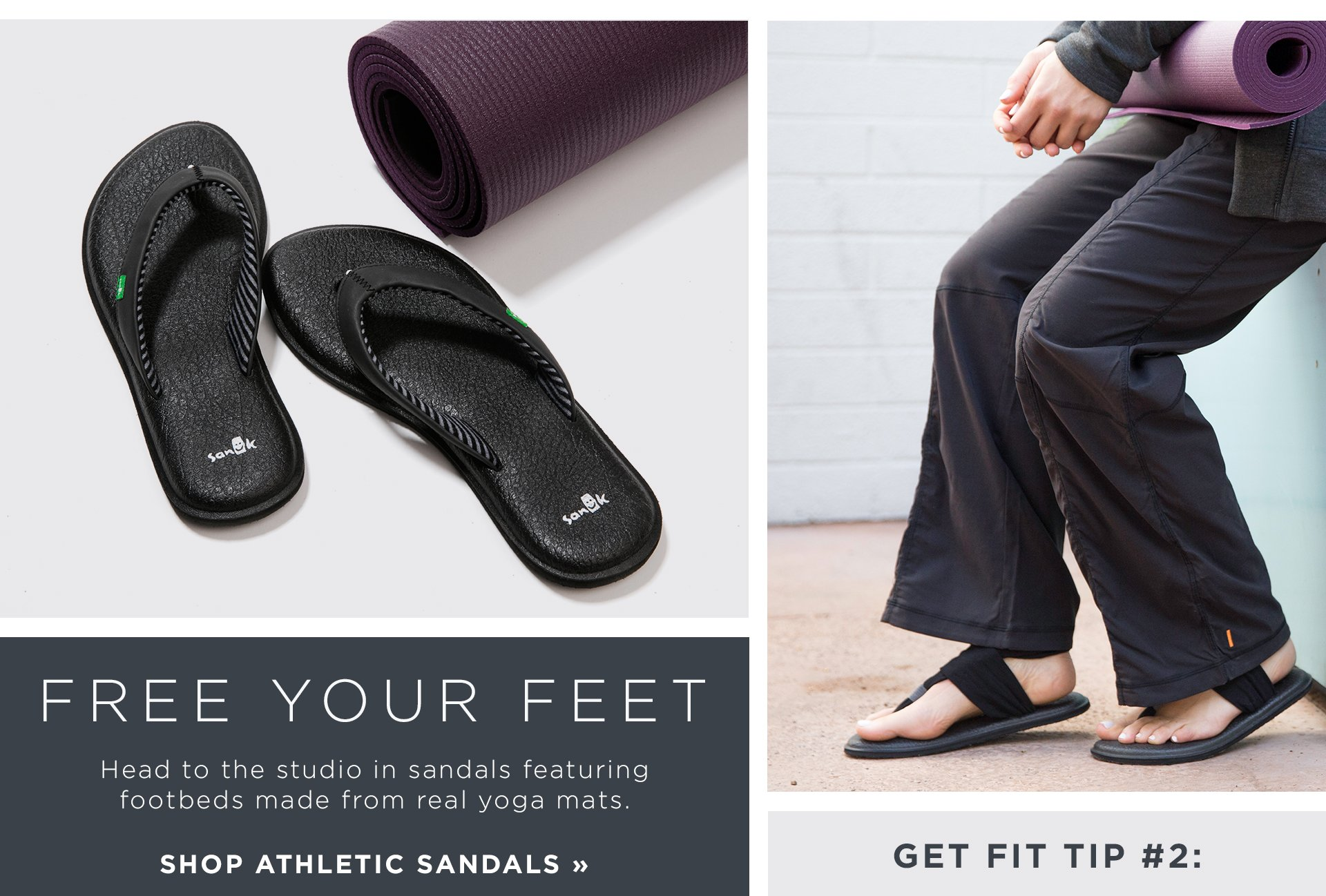 Shop Athletic Sandals
