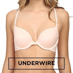 Shop Underwire Bras