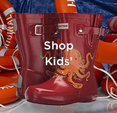cp-3-hunter-2016-9-29 Shop Kid's Hunter Boots. Image of red hunter boots.