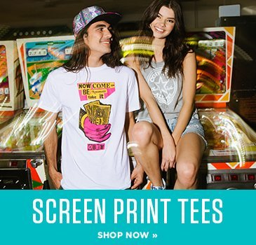 SP- Screen Print Tees