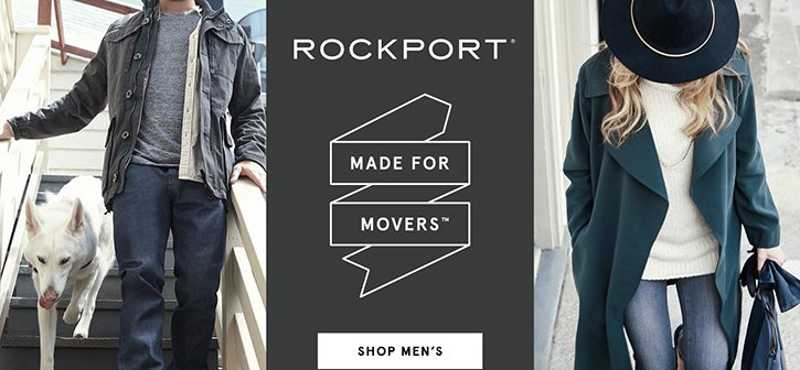 Hero- Rockport. Shop Mens.