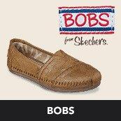 Bobs by Skechers.