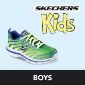 Skechers Kids. Boys.