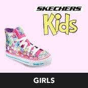Skechers Kids. Girls.