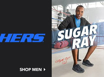Skechers. Shop Men.